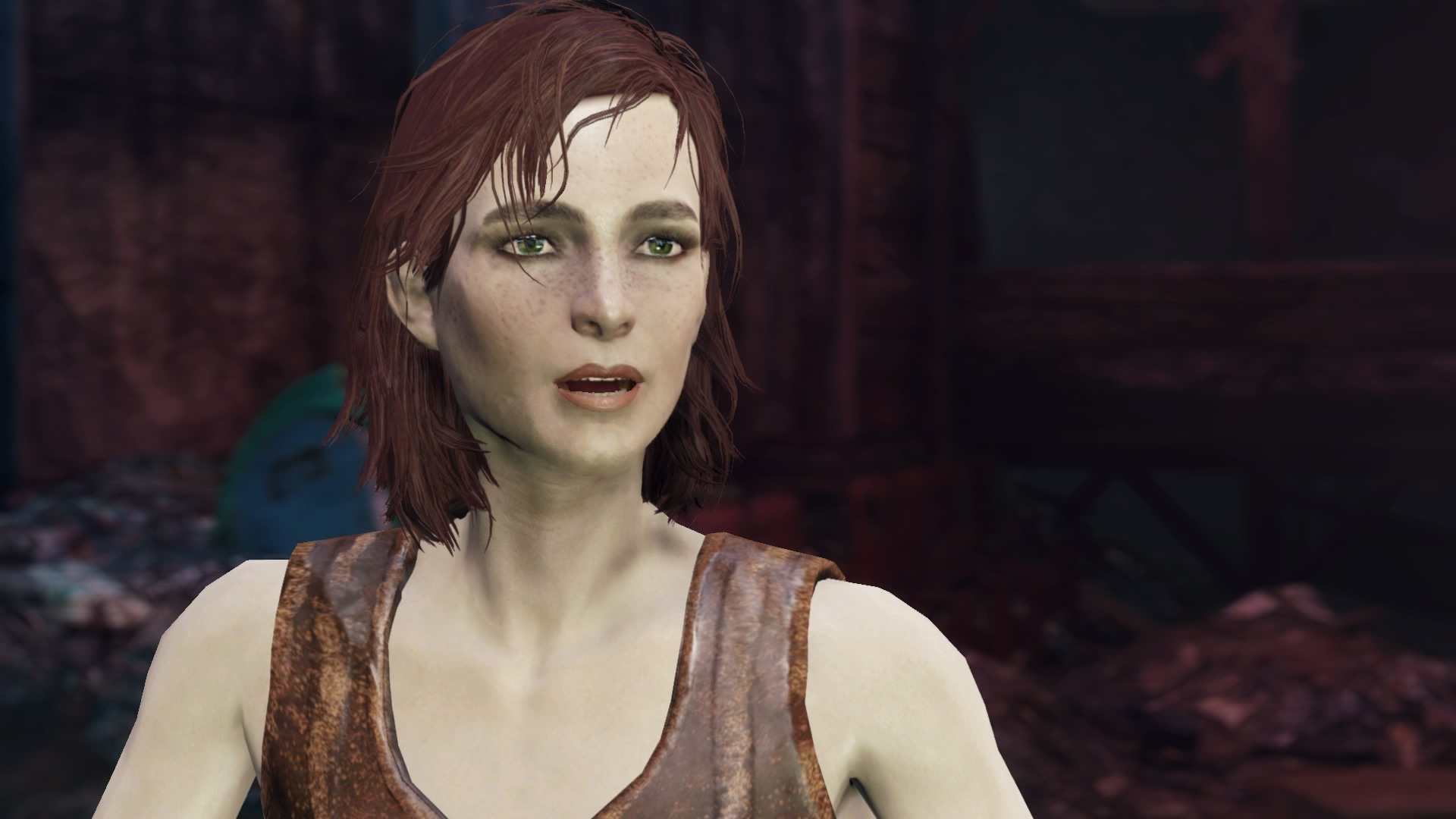 Fallout 4 what does cait like