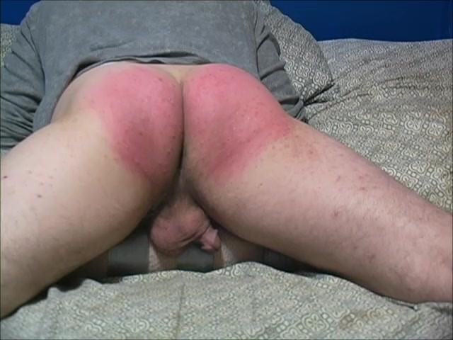 Bare ass spankings