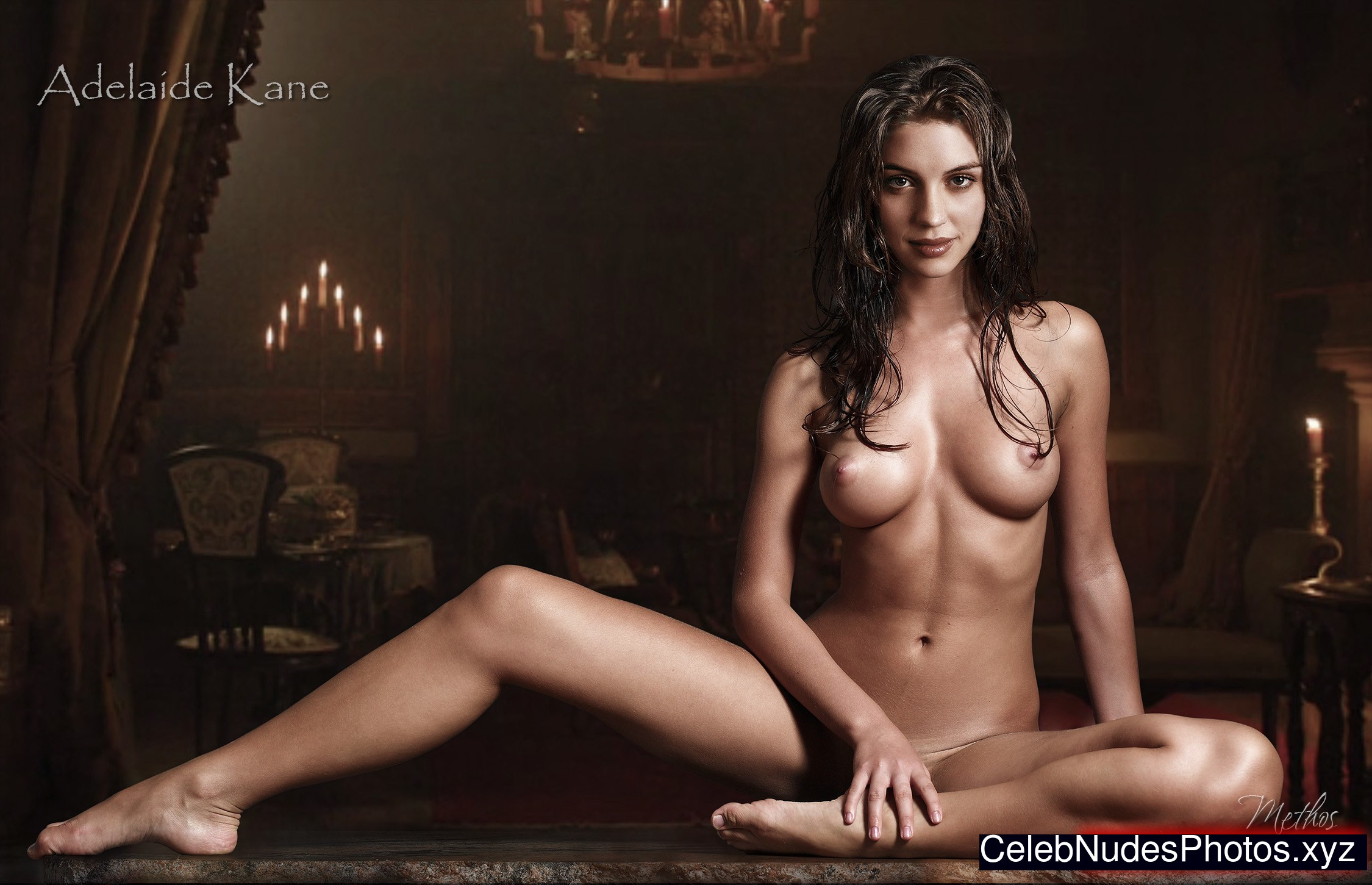 Adelaide kane nude pictures