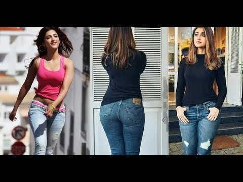 Actress in jeans pics