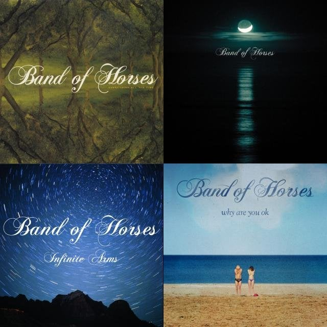 Band of horses most popular songs