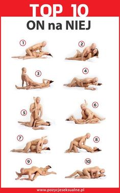 Different sexy positions