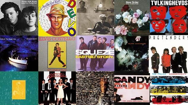 New wave 80s music